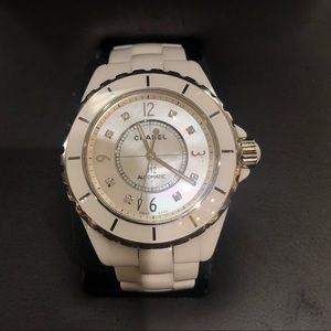 Ceramic Chanel J12 Watch ,100% Authentic